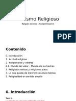 Ateísmo Religioso