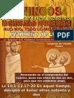 Evangelio del Domingo.