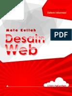 Pemrograman Web Desain Web