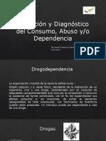 Detección y Diagnóstico de Consumo