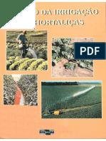 Manejo da Irrigação em Hortal