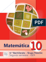 Libro Polochic Matemática 2 º Semestre 2016
