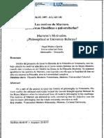 Los Motivos de Marrero-Muñoz