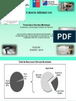 Limnologia y Caudal Ecologico CANELO 2014