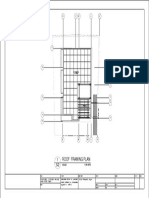 Framing Plan Roof