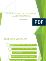 BANK SAMPAH ppt fix.ppt