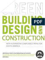 LEED 2009 RG BD+C Supplement South America