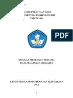 PRAKARYA SMP KELAS VII 2016  .doc