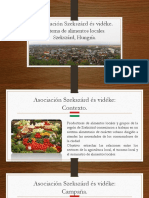 Cadena de Suministros - Asociación Szekszárd (Hungría)