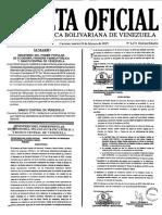 Gaceta Oficial Convenio Cambiario 33