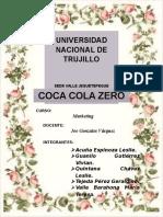 Caso Coca Cola Zero