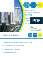 Vancouver Empty Homes Tax Update