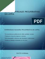 Patologia de La Mama II