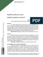 Biopolitica, poblacion y control.epub