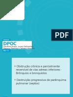 Seminário de DPOC
