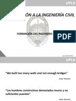 SESIÓN N°03-FORMACIÓN DEL ING CIVIL