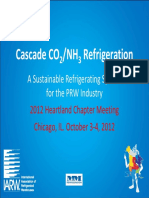 Cascade Co2_nh3 Refrigeration
