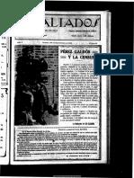 Los Aliados (Madrid). 28-9-1918