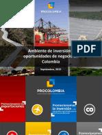 Presentación Colombia - Español Septiembre 2015