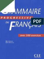 Grammaire Progresive