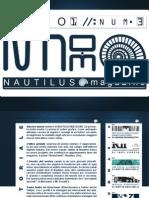 Nautilus Magazine 3.0 NUMERO TRE