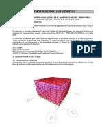 Memoria de Calculo Reservorio 2.50X2.50X1.60 (10m3)