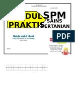 Cover Modul Latihan Sp 2016