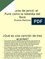 Punk, Ricardo Martínez
