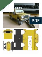 Mini Defender 110 Versus