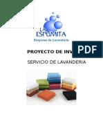 Proyecto Lavandería
