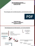 Tecnologias de la informacion y la comunicacion