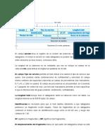 La Cabecera IPv4 Y IPV6