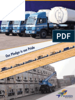Shaheen Freight Services Profile