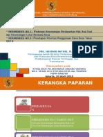 Sessi II - KemenDesa - Paparan PJ. Direktur Sarpras Desa (Permendes 1 & 5) 28 April 2015.pptx