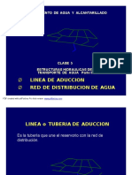 Clase 5 Aduccion_red Distrib_20042