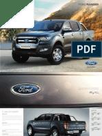 Novo Ranger - Brochure