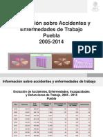 Puebla 2005-2014