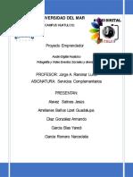 Proyecto Emprendedor CANVAS 3ac9ea2c5c8