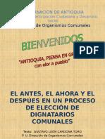 EL ANTES,DURANTE Y DESPUES ELECCIONES 2012.ppt