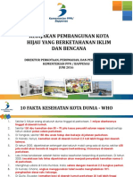 Bappenas_pembangunan Kota Hijau - p2kh