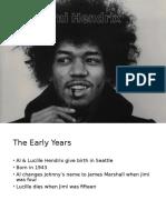 Hendrix Xxx
