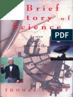 A Brief History of Science, Thomas Crumb
