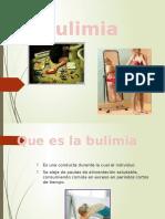 La Bulimia y Mas