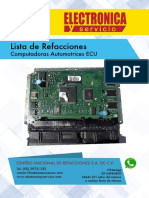 Catalogo Ecu
