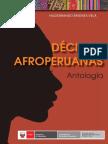 Décimas afroperuanas de Hildebrando Briones