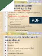 Clasificacion de Flujos y Transisicones de Flujo