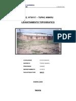 Informe Topografico Cce 56117