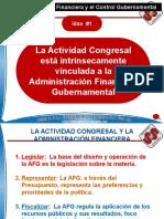 La Administraddcion Financiera y El Control Gubernamental