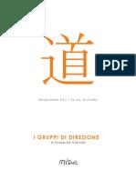 Mida Ideogrammi - I gruppi di direzione, Emanuele Schmidt