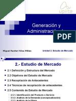 Unidad 2 Estudio de Mercado.pps